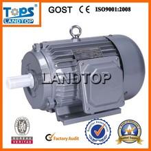 LANDTOP Y series electric fan motors construction