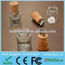 Noble Natural Wooden Usb flash drive cork series