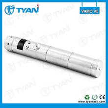 v8 vamo V5 mod blue tooth atomizer with variable voltage mods