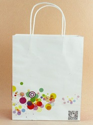 craft paper bag for shopping