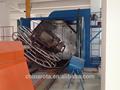 Urea del tanque de la máquina de boxeo máquina de horno de rotación de la máquina de moldeo por