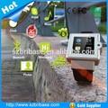"""Baratos 3g android 4.0 sistema 1.54"""" bluetooth tela de toque digital fm gps inteligente relógio de pulso do telefone de alta qualidade"""