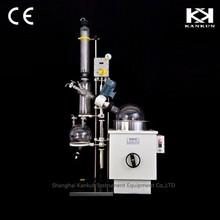 Industrial Glass Vacuum Distillation Apparatus