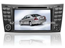 7inch Car multimedia bluetooth radio 2din for Mercedes benz w219