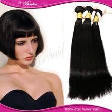Brazilian Deep Wave Natural Color Hair Extension Color Unformity Ebony Hair