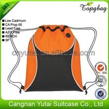New style professional good quality thin drawstring bag