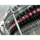 Juice bottling beverage filling production plant
