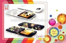2.0inch dual sim big battery low cost telefono
