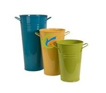 Edison Brights metal Vase - Set of 3