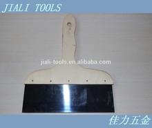 HOT ! Carbon steel blade scraper / wooden hand tools / wholesale China tools