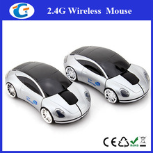 Car Model Wireless Cordless USB 2.4 GHz Optical Ergonomic Laptop Notebook Mouse