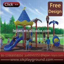 Trustworthy competitive factory price superior fantasy playground equipment
