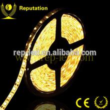 High lumen 24V smd 5050 led flexible strip light 72leds/meter for 2 years warranty