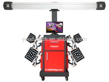 High accuracy 3d wheel alignment machine price, wheel alignment machine for sale