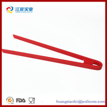 excellent houseware kitchen tool cookware Silicone 100% Food Grade Kitchen Food Tongs