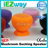 2015 New mushroom mini cheap speaker stands