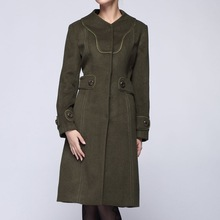 hot sell new style woman wool coat for 2015