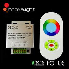 INNOVALIGHT LED Controller For Strip Lights 12V/24V RF Wireless Touch RGB LED Controller