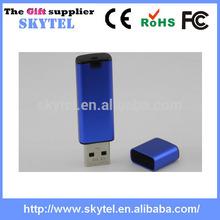 waterproof aluminum alloy usb flash drive 128 gb,2gb,4gb,8gb manufacturer price