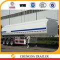 eje 3 de combustible del tanque de aceite semi remolque de tanque de la iso contenedores