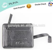 Wholesale Lichee texture slim wallet Bi-fold ladies magic wallet factory produce