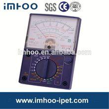Profesional 378 de la buena calidad digital analógico multiprobador