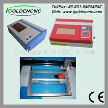 hot sale rubber stamp laser engraver
