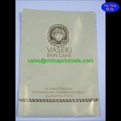 2015 China Guangzhou high quality 3 side seal plastic bags custom