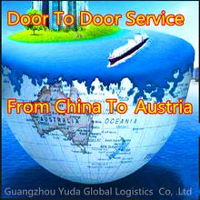 Fast Cheap LCL/FCL Ocean/sea transportation freight from Guangzhou/Shenzhen China/HongKong to Klagenfurt/Linz Austria