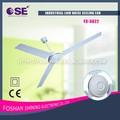 Ventilateur de plafond électrique industrielle faible bruit ventilateur de plafond FC-5622