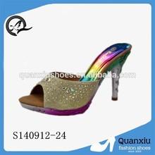 hot selling fashion women high heel sandals summer 2014