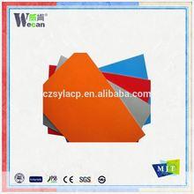 Hot sale changzhou wecan acp acm