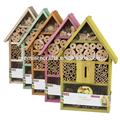 melhor sellng coloridos de madeira grande inseto casa casa de abelha jardim popular itens para os mercados europeus