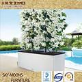 Vaso de flores stand fotos, rectangular vaso de flores, vasos de flores no atacado( p005)
