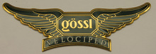 Manufacture high quality embossing metal name badge