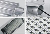 42W led street lamp AC90-277V Or DC12V Meanwell Bridgelux outdoor waterproof e40 high quality aluminiumdecorativesolar airport