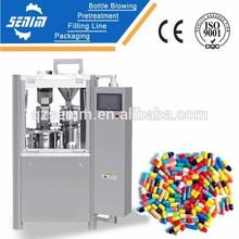 SM-NJP-3500 SUS316 High Quality hard gelatin capsule filler manufacturer