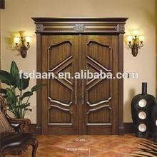 wooden door oak design