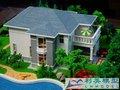 Top vendendo modelo Villa designl / custom made modelos em escala