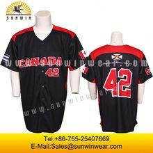 3/4 Sleeve Men's Baseball Jersey For 2012 Hot Sell