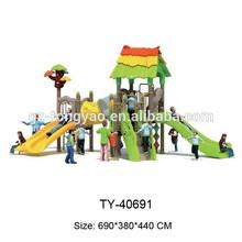 Amusement Outdoor Playground Children Play Park Equipment