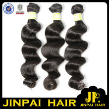 Jp Hair Malaysian Unprocessed Human Good Looking Double Drawn 7A Virgin Hair