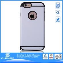 Classic Design full body cover hard case for iphone 6 TPU