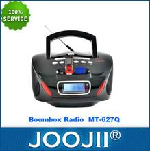 New design SD Card Boombox with FM Radio