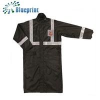 Waterproof outdoor blue rain clothing wholesale