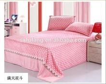Wholesale blankets sheep Used blankets Lovely Pink super soft flannel fleece blanket