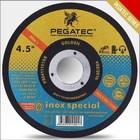 115X1X22mm sharply metal abrasive cutting disc/cut off wheel from china