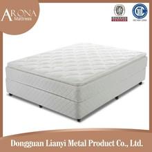 Luxury hotel spring mattress hilton standard 5 star hotel mattress