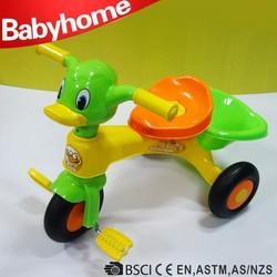 cute shape baby double trike