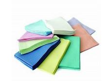 Bib paper + pe materials new material disposable surgical bib